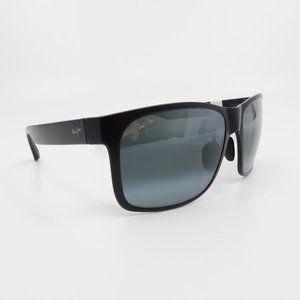 Maui Jim MJ 432-2M RED SANDS Black/Natural Grey
